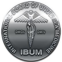 International Board of Undersea Medicine Platinum Accredited Facility